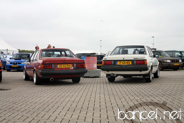 JAF 2013: Two Carina TA60s