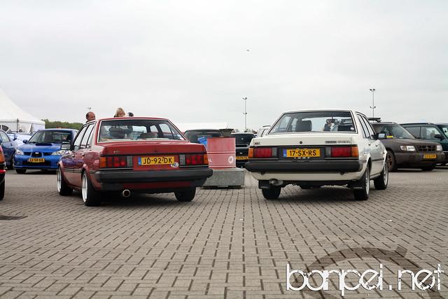 JAF 2013: Two Carina TA60s