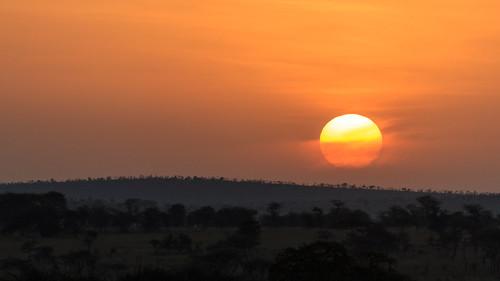 sunrise tanzania mara