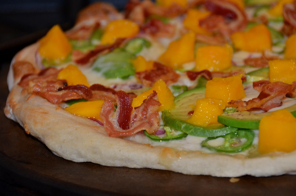 Mango Bango Pizza