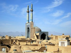 Qom to Yazd, Iran