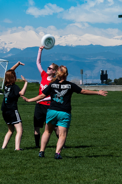 Ultimate Frisbee, State Competition