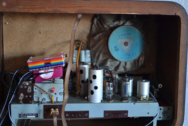 Wifi Röhrenradio