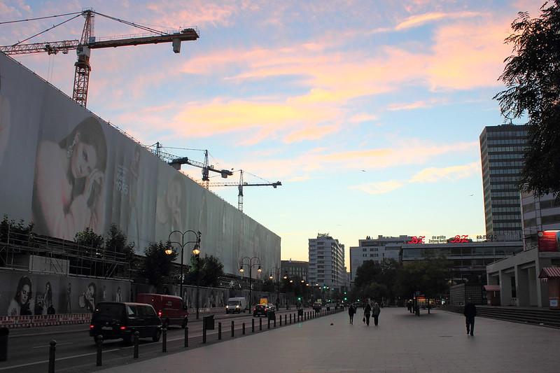 Berlin - Morgengrauen