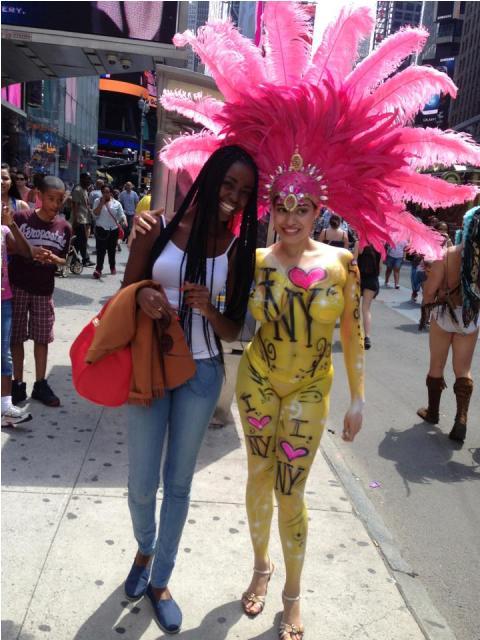Miss Ghana 2012 Naa in America (7)