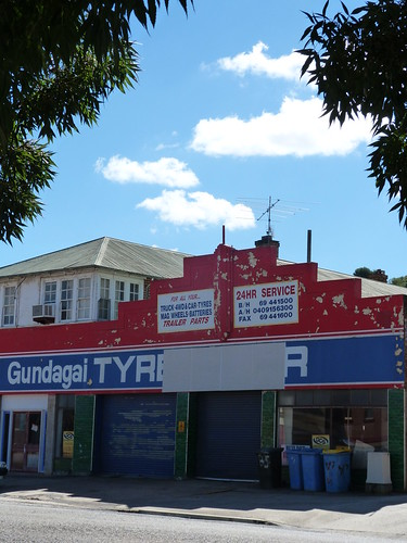 former Tyre Power, Gundagai