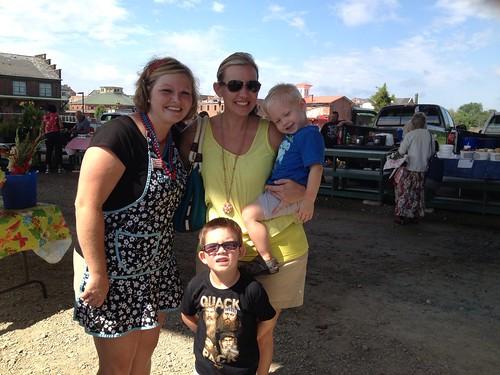 Petersburg Farmers Market June 29, 2013