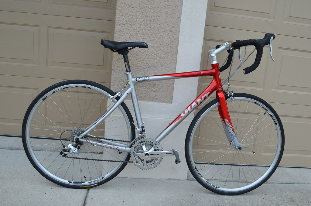 giant ocr3 ocr 3 2008 2009 road bike tampa bike trader