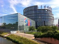 El Parlamento de Estrasburgo