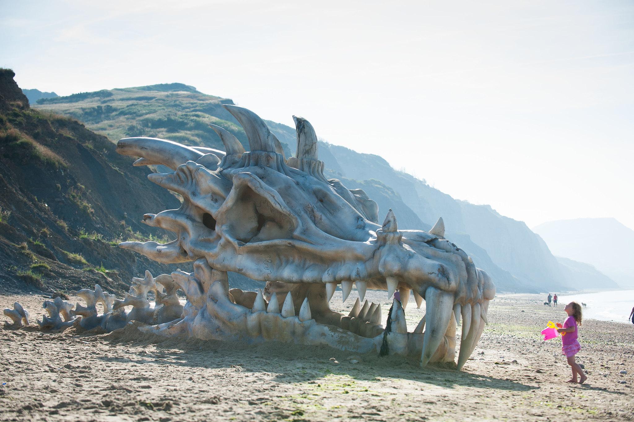 blinkbox Game Of Thrones Dragon Skull
