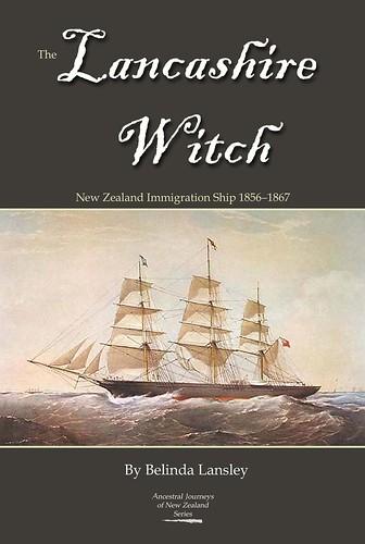 Lancashire Witch Shop Cover