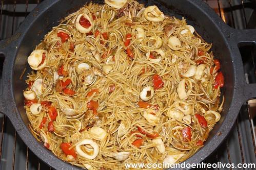 Fideua y degustabox www.cocinandoentreolivos (13)