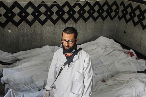 Carnage. Plus de 130 manifestants pro-Morsi abattus par la police égyptienne