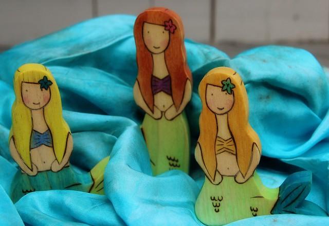 mermaids.....