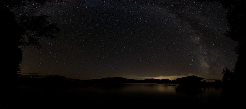 Indian Lake Panoramic