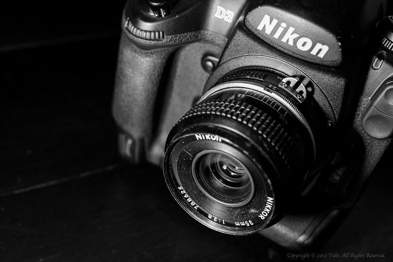 Ai Nikkor 35mm F2.8