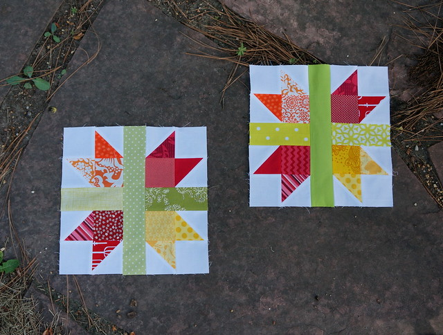 New England do. Good Stitches blocks
