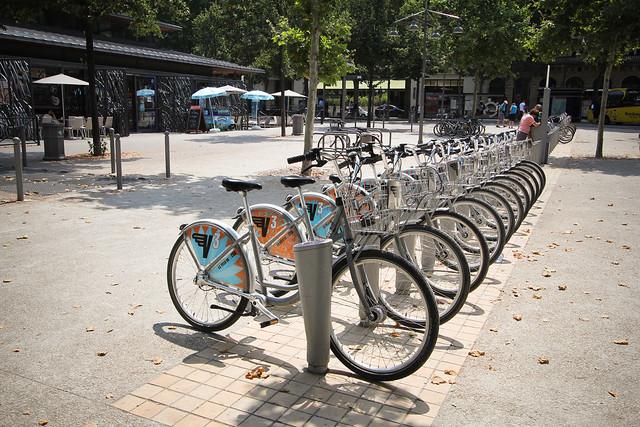 Bordeaux V3 Bike-Share System