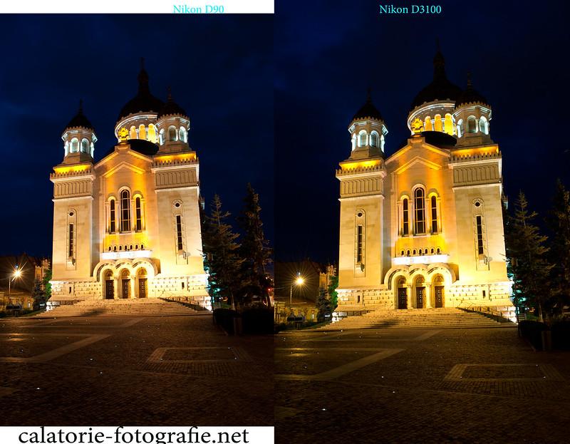 Nikon D90 vs D3100 - testate in fotografia urbana de noapte 9520455340_ff6834d0b2_c