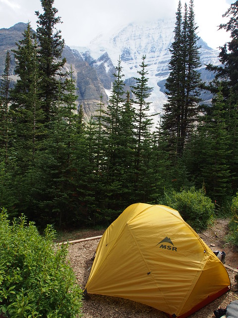 Marmot Campground