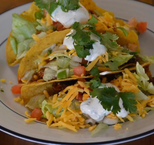 Sloppy Tacos Sally