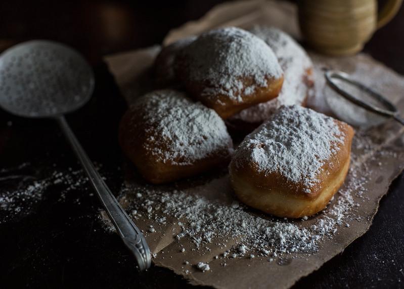 buttermilk beignets + chicory crème pâtissière - Local Milk Blog ...