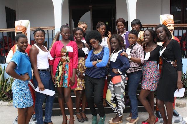 Miss Precious Ghana contestants (2)