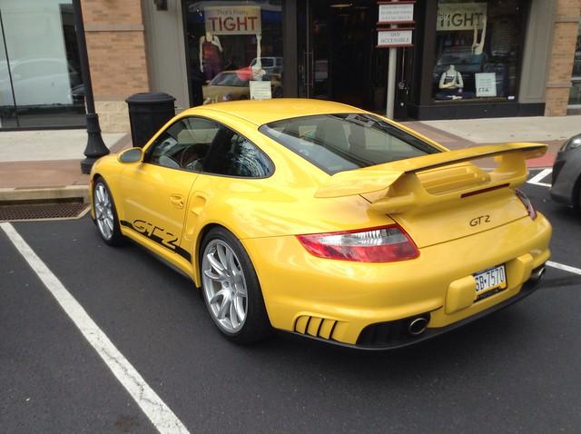 Porsche 911 GT2 (997.1)