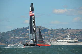 Oracle Team USA beats New Zealand to retain the America's Cup