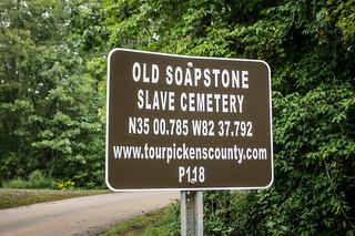 Old Soapstone Slave Cemetery
