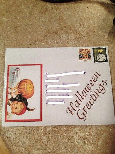 Outgoing mail 9/27/13