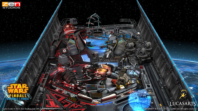 Star Wars Pinball: Starfighter Assault