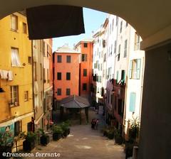 Vicoli Zena (Genova)
