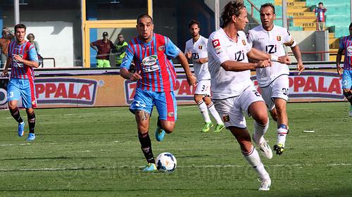"""Genoa-Catania 2-0: commento """"a caldo""""$"""