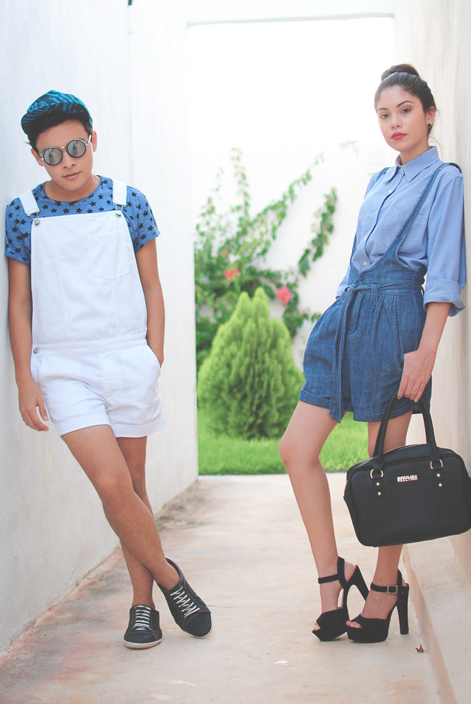 I&I Short Dungaree/Overall
