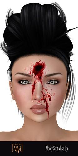 BloodyShotMakeUp