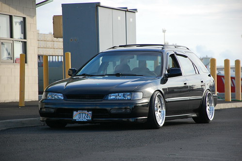 honda accord wagon on ccw wheels