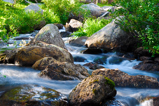 Wind River Stream