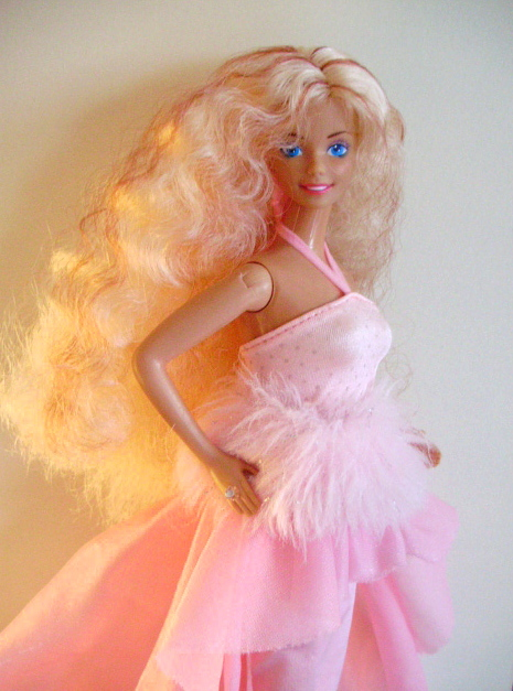 Pink Party Barbie 1987