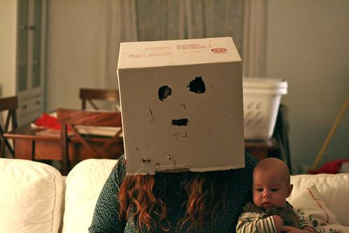 John & Mama Robot
