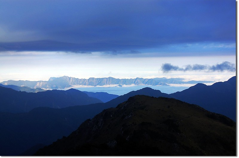 阿里山山脈(From 馬博)