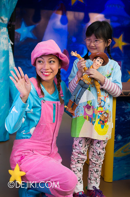 HKDL Puppets in the Park - Let's Tell A Toy Story