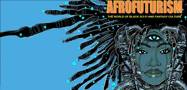 Afrofuturism book cover