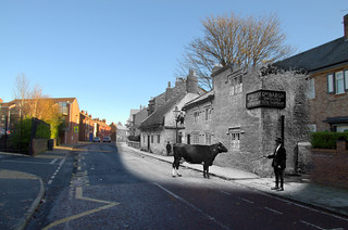 Walton Village, Walton, 1900s in 2013