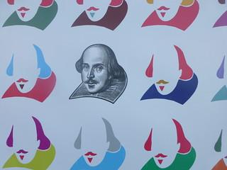 Shakespeare ....