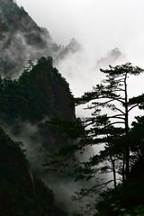 Cloudy Huangshan