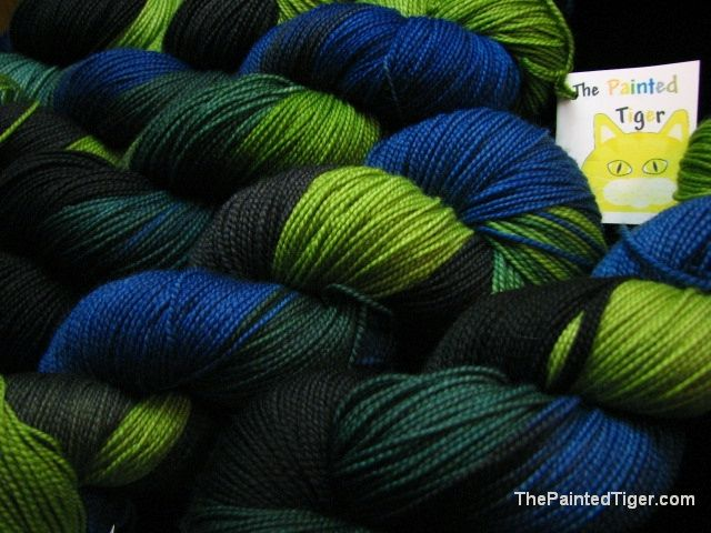 Northern Lights Tiger Twist 2