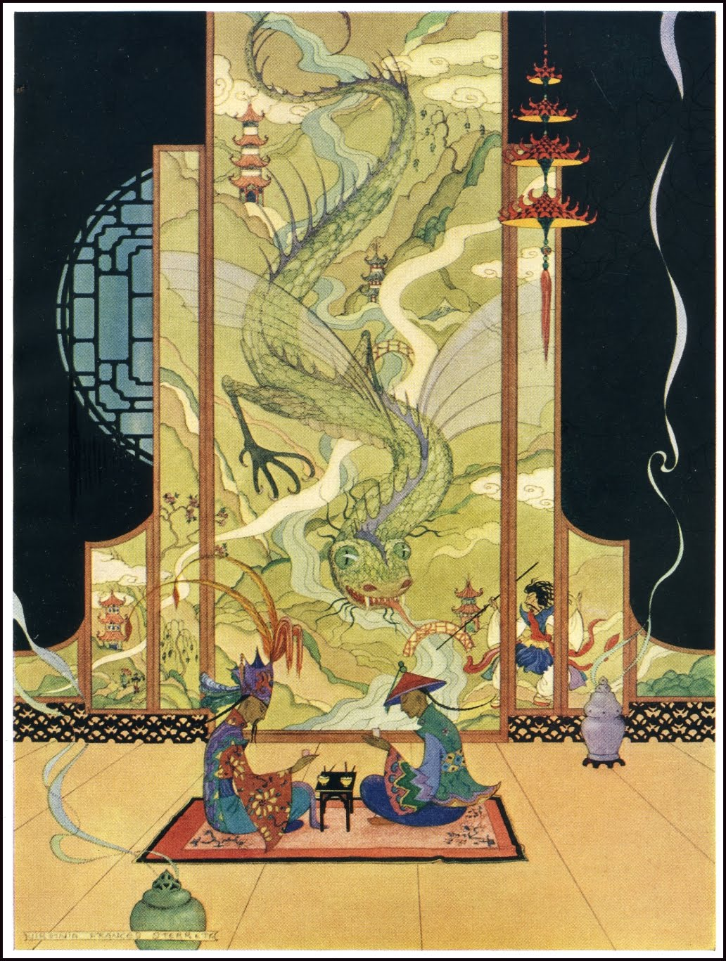 fairy tale, fairy, illustration, illustrator, arabic fairy tales, arabic book of fairy tales, painting, modern, arabic, arabia