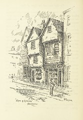 """Image taken from page 56 of '""""The Old Inns and Inn Signs of York"""" ... Illustrated by the author'"""