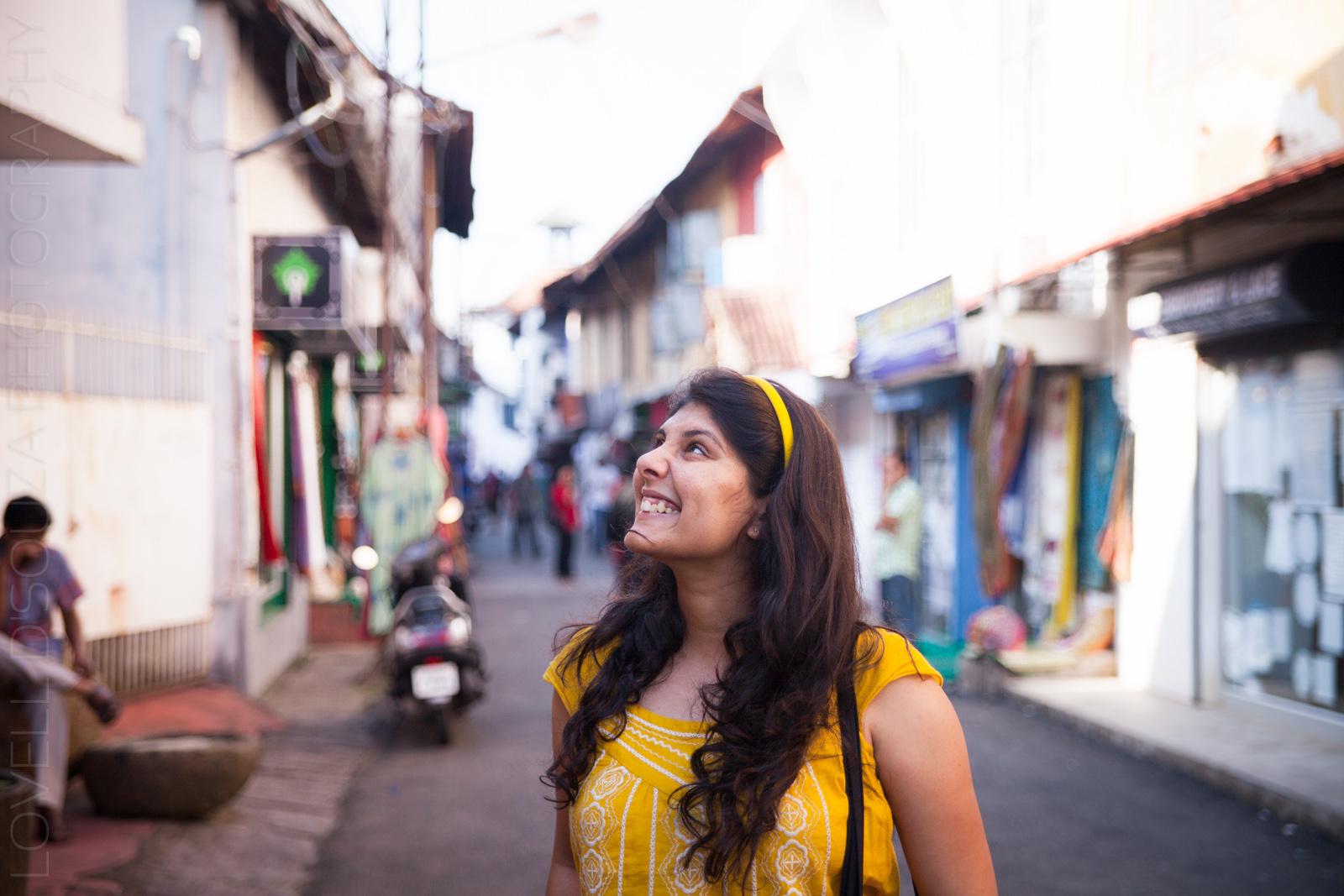 Priya at Mattancherry